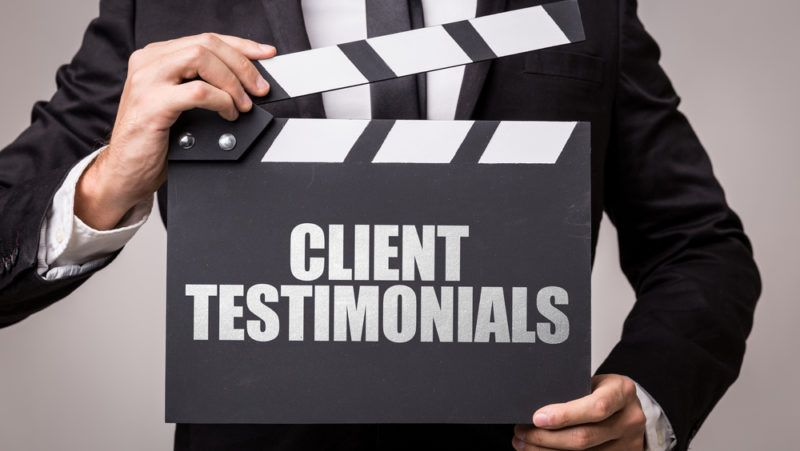 Things to Consider while Shooting a Testimonial Video
