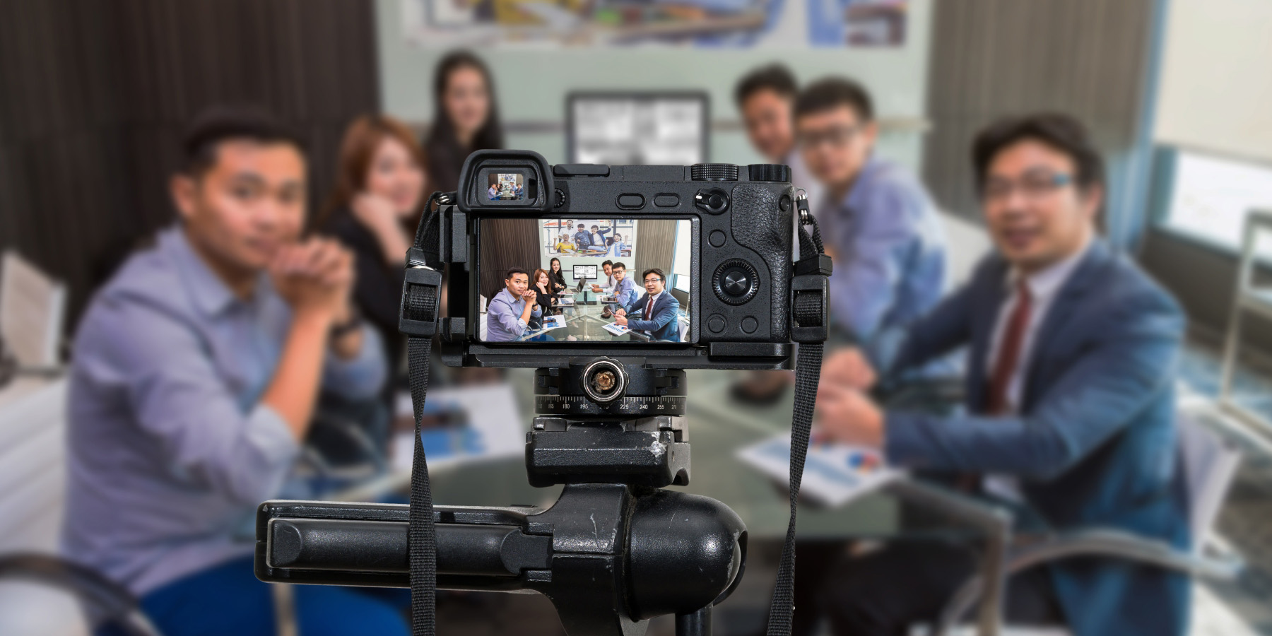 Corporate Videos – Their role in Marketing