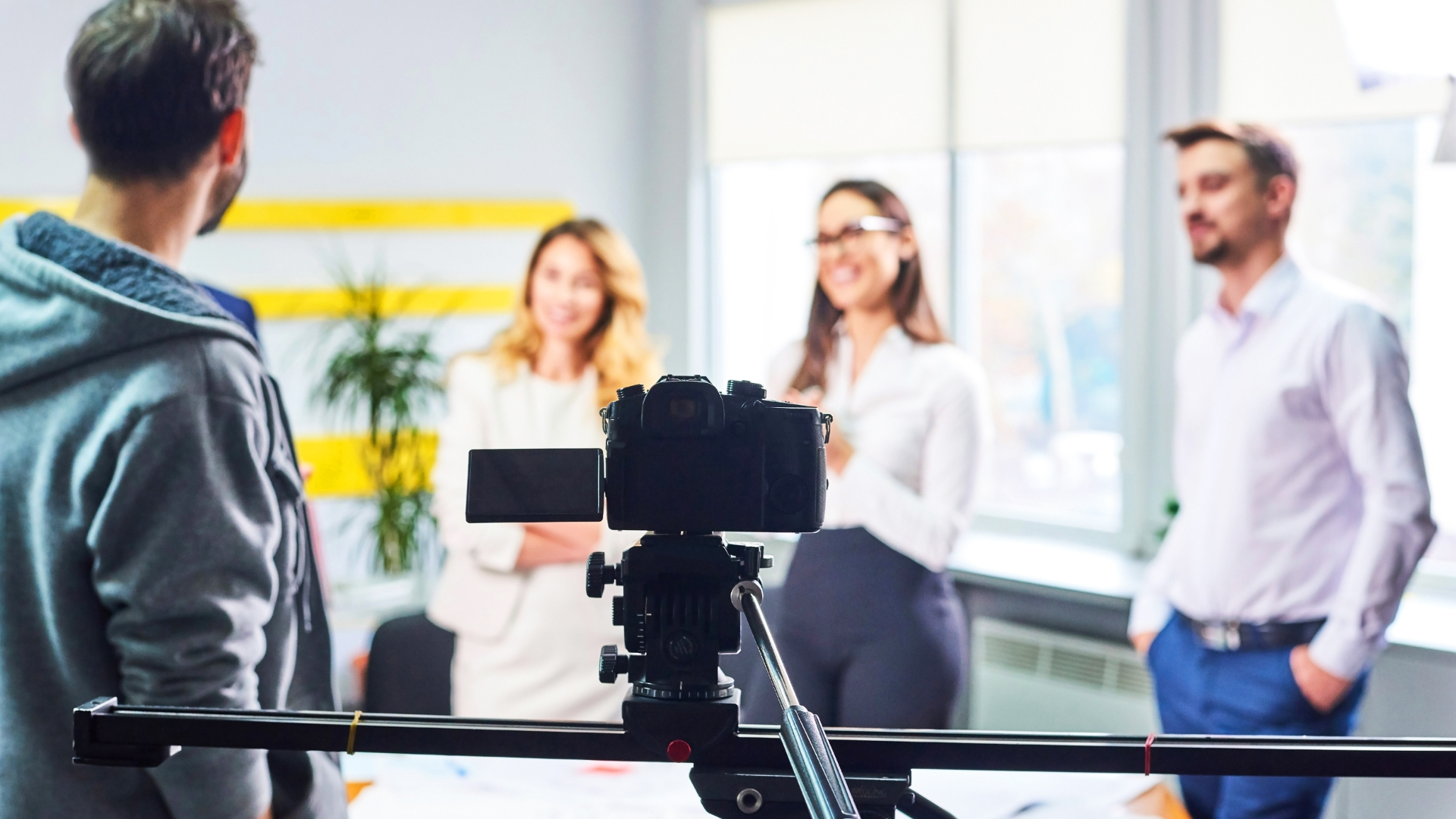 Why Corporate Video Production is a Better Option when it comes To Business Development