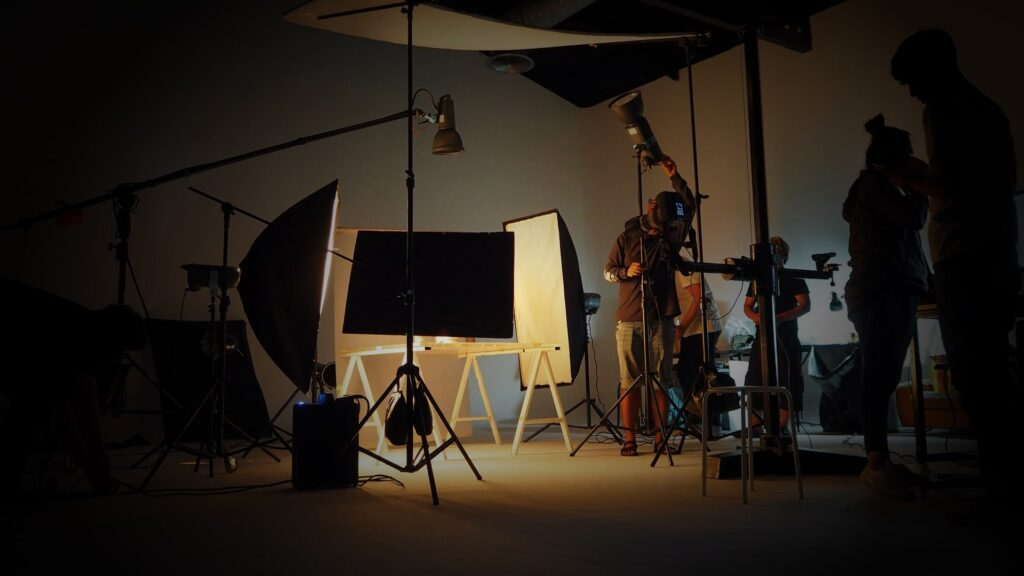 What are 5 careers in video production?